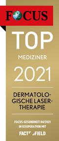 FOCUS Top Mediziner Dermatologische Laser-Therapie
