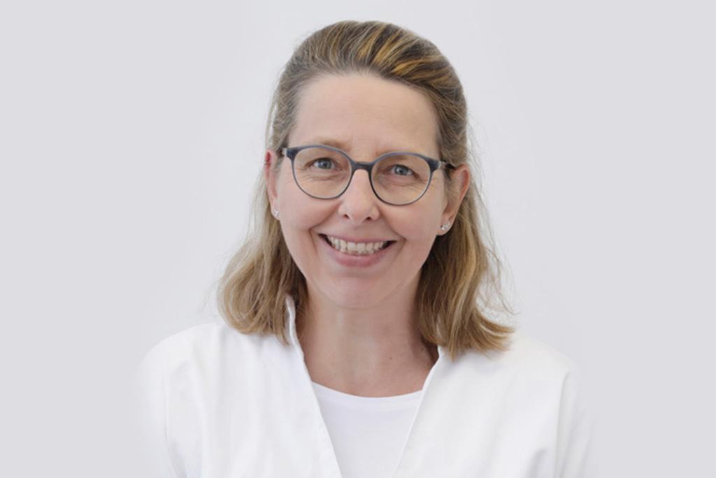 Ein Portrait von Frau Heike Eggers.