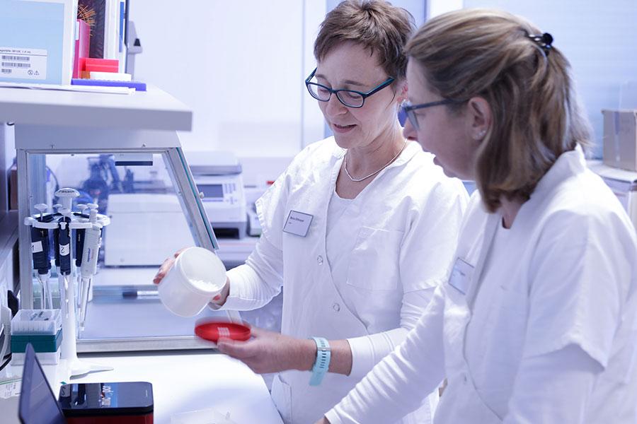 Dermatologie Quist - Labor