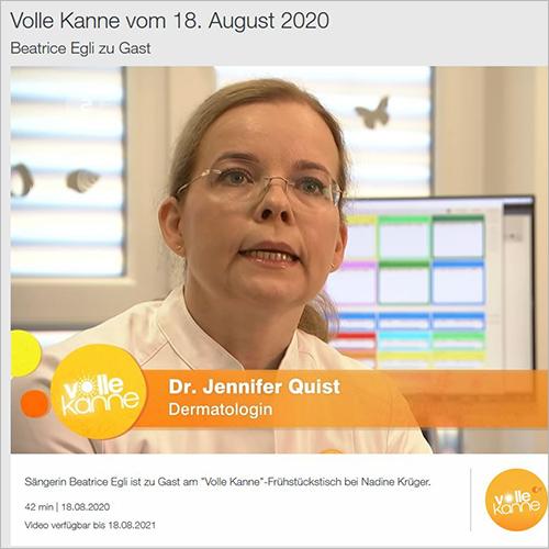 Dermatologie Quist